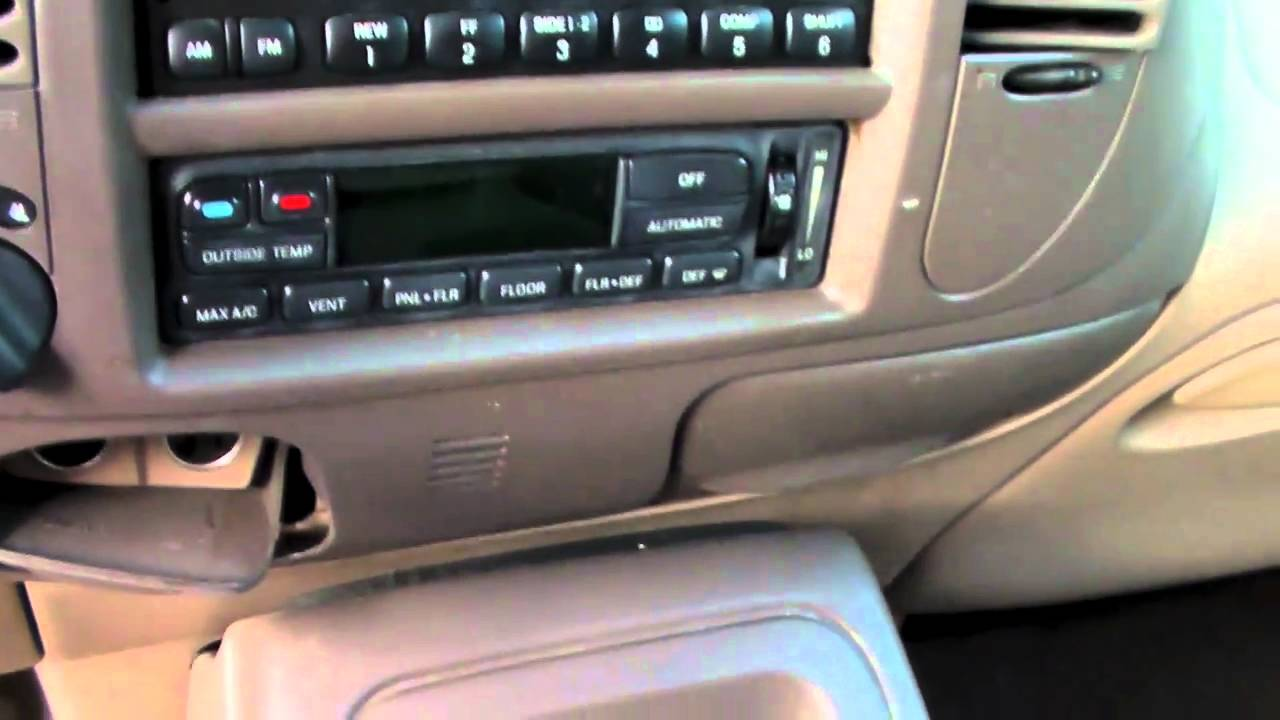 1999 ford expedition eddie bauer edition 5700 youtube