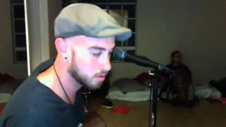 Alex Clare- Too Close (Tim Harakal acoustic cover)