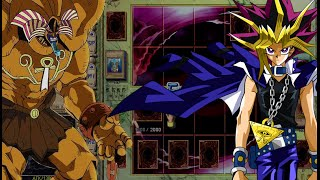 YuGiOh! Power of Chaos YUGI the Destiny-Summoning Exodia