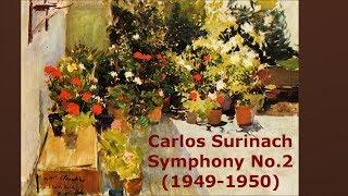 Carlos Surinach: Symphony No  2 (1949-1950)