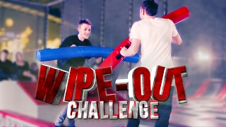 WIPE OUT CHALLENGE!