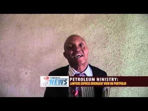 PETROLEUM MINISTRY: LAWYERS EXPRESS DIVERGENT VIEW ON PORTFOLIO