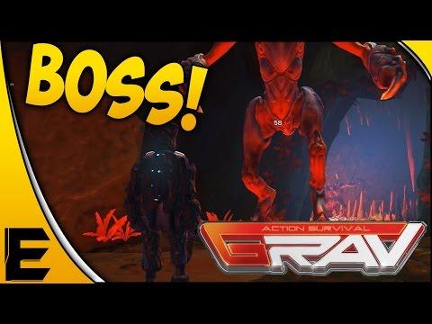 GRAV Gameplay ➤ Boss Fights & New Item!