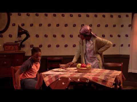 "Gallaudet Theatre Arts Presents "" Raisin in the Sun"""
