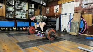 Профессиональная тренировка Жим лёжа в софте Становая тяга