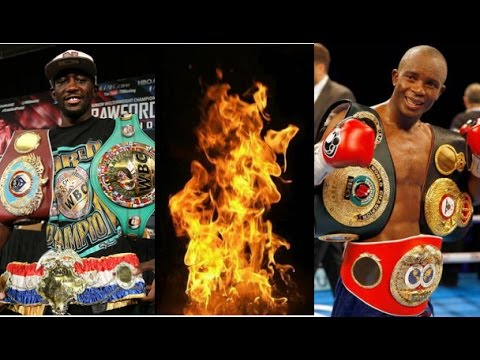 Terence Crawford Vs Julius Indongo 2017 Most Important Fight #LDBC