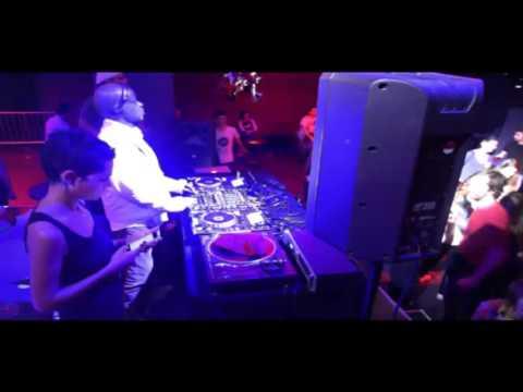 AWindowonamix.tv : Juan Atkins part.3 @ LTUW, Red Light, Paris 8.11.2013