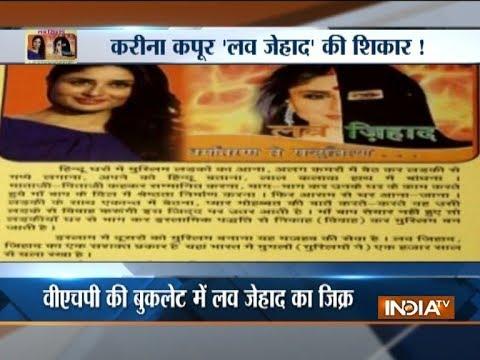'Spiritual fair' in Rajasthan spews venom against Muslims, warns of love jihad''