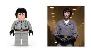 Lego Indiana Jones Minifigures vs Movies