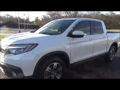 Certified Used 2017 Honda Ridgeline for sale at Honda Cars of Bellevue...an Omaha Honda Dealer!