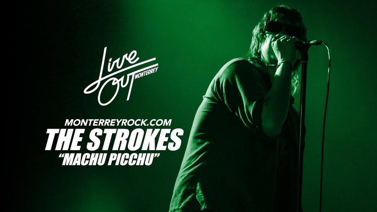 The strokes machu picchu live out 2015 youtube the strokes machu picchu live out 2015 thecheapjerseys Images