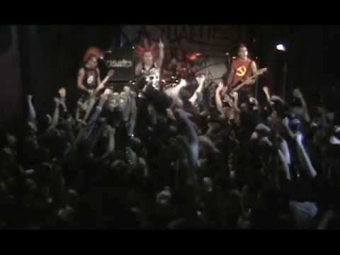 The Casualties - On the front Line ~ Under attack  (Made in N.Y.C. live version)