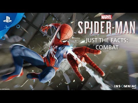 Marvel's Spider-Man – Just The Facts: COMBAT | PS4