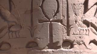 храм амона в карнаке видео