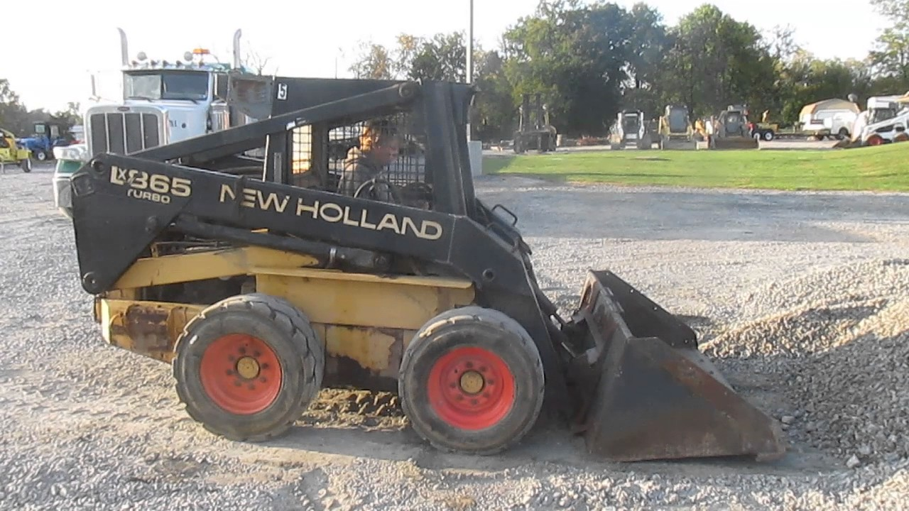 New Holland Lx865 Hydraulic Pump