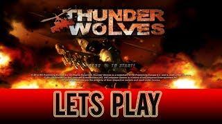 THUNDER WOLVES-PS3 GAMEPLAY