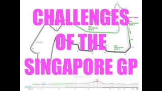 MP147 - Challenges of the Singapore F1 GP