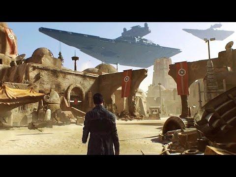 EA's STAR WARS Trailer (E3 2016)
