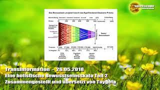 Eine holistische Bewusstseinsskala Teil 2 - Transinformation - 26.05.2018