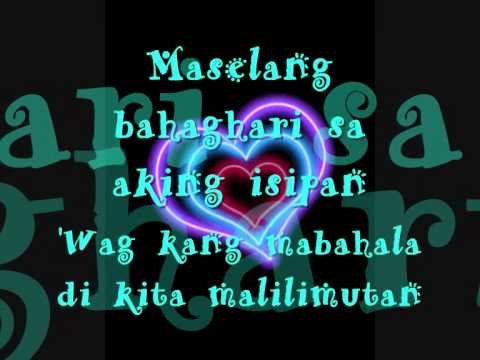 Maselang Bahaghari by Eraserheads with Lyrics