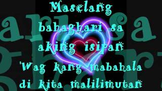 Maselang Bahaghari by Eraserheads with Lyrics