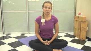 Как убрать живот и бока.Похудение живота.Упражнения в домашних условиях.Видео  йога