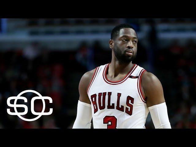 Bulls, Dwyane Wade reach agreement on contract buyout | SportsCenter | ESPN