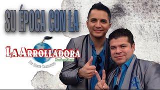 La ÉPOCA DE ORO de la ARROLLADORA con Jorge Medina y Josi Cuen