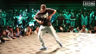 RASHAAD vs CRUZITO - Battle BAD 2k17 LEGEND - POPPING TOP 16