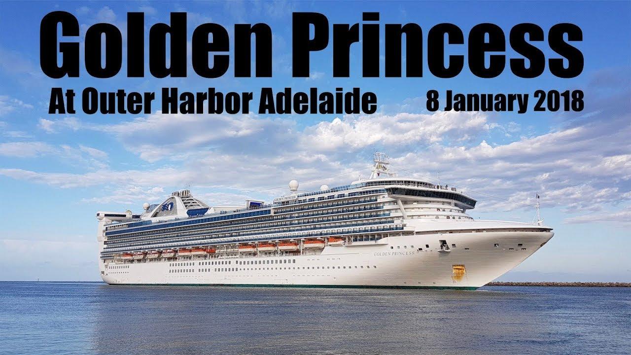 Tracking Golden Princess
