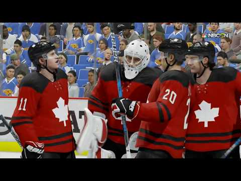 [NHL 18] Sim/Prediction - Canada vs Finland World Juniors 2018