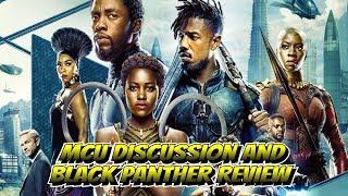 Miniature Dragon Comics - MCU Discussion & Black Panther Review