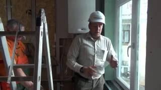 Монтаж откосов окна  и Интеграция идеи пассивного дома в дом льманевского времени(, 2013-08-07T20:48:05.000Z)