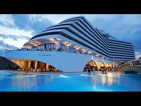 Titanic Beach Lara Resort in Lara Beach, Turkey - Best Travel Destination