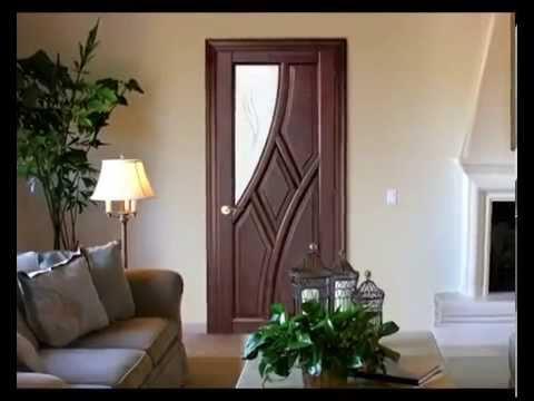 Межкомнатные двери из массива