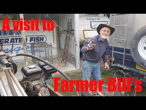 A VISIT TO FARMER BILL'S