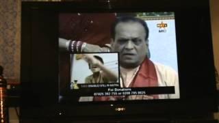 MATV live bhajans by Dinesh Panchal
