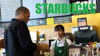 China, How it is - Starbucks in China