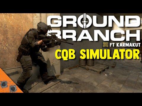 Ground Branch CQB