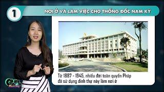 Dinh Độc Lập đã gặp biến cố gì và Chợ Bến Thành có bao nhiêu cửa - Game Đố Vui Sài Gòn Xưa