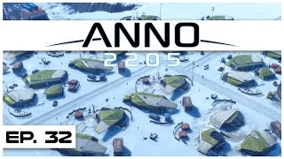 Anno 2205 - Ep. 32 - Eye Ball Colony! - Let's Play - Anno 2205 Gameplay