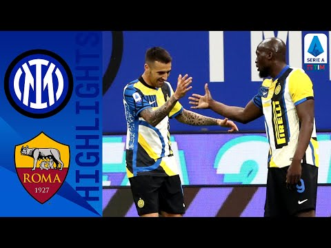 Inter 3-1 Roma   Inter inarrestabile: decidono Brozovic, Vecino e Lukaku!   Serie A TIM