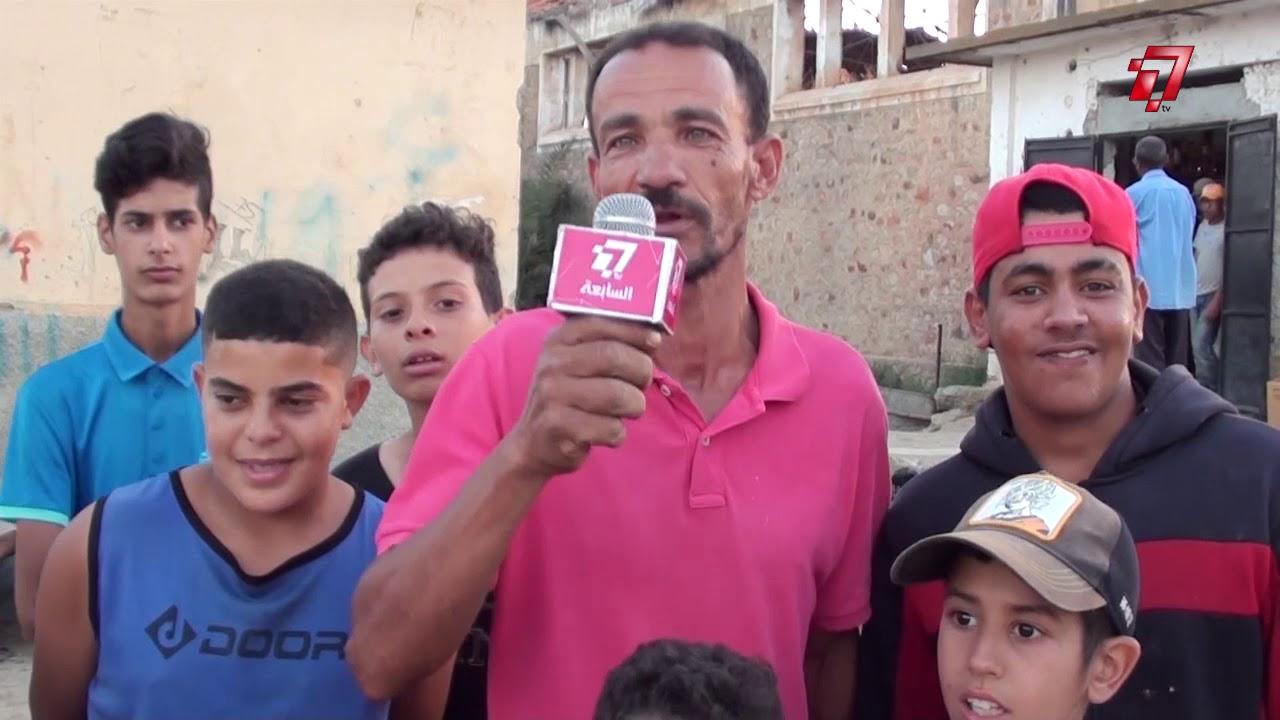 الطارف : معاناة سكان حي نويري العايش بلدية بن مهيدي