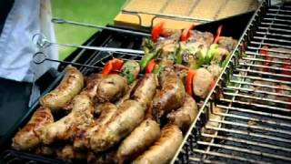 Gordon and Family Make Homemade Sausages for the BBQ - Gordon Ramsay