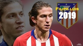 Los Rojiblancos - Filipe Luis 2019 - Left-back Skills