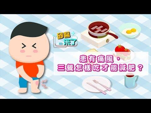 【邱醫來了】患有痛風,三餐怎樣吃才能減肥?