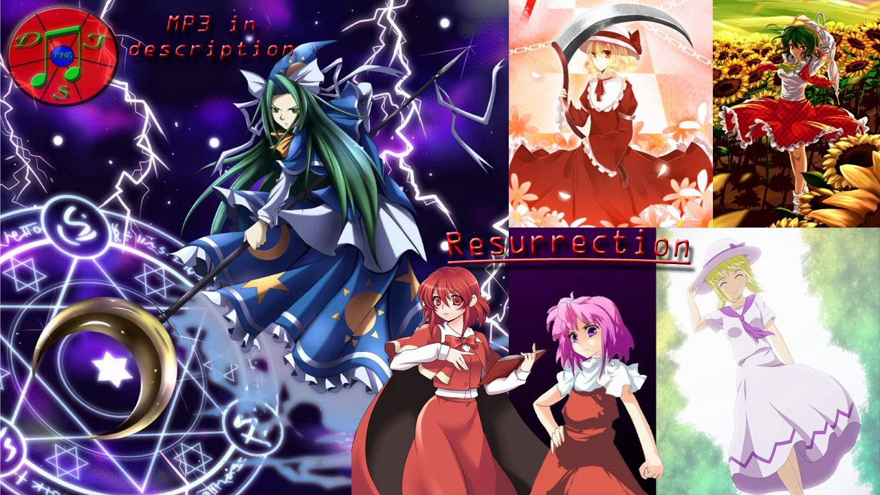 PC-98 Touhou Medley - Resurrection