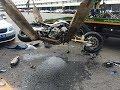 Brutal Motorcycle Crashes | Best Motorcycle Crashes 2018