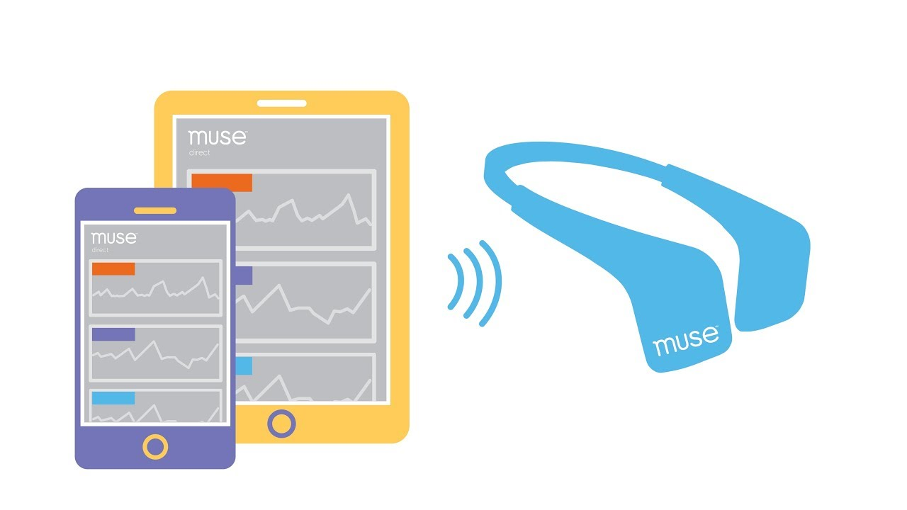 EEG Anywhere: Introducing Muse Direct