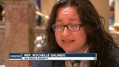 Rep. Rochelle Galindo announces resignation in wake of 'false allegations'